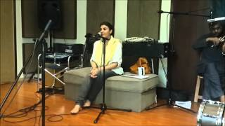 Ranjhna by Fariha Pervez - Live Jam