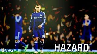Эден Азар - финты и голы   Eden Hazard - skills & goals