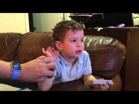 Jonah discovers TMNT2 on NES