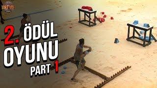 2. Ödül Oyunu 1. Part   23. Bölüm   Survivor Türkiye - Yunanistan