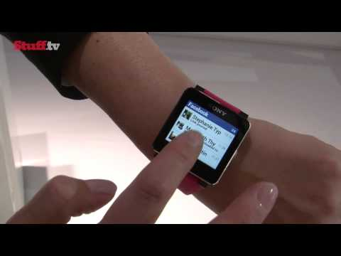 Sony SmartWatch 2 hands-on review