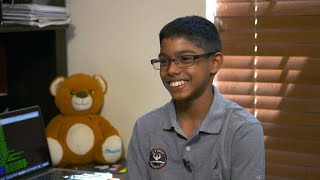 Meet a 12-year-old hacker and cyber security expert