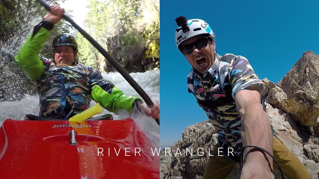KAVU River Wrangler