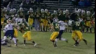 Pope John XXIII H.S., Cole Farrand - TE/LB, Sparta, N.J. 2009 Football Highlights -Junior year