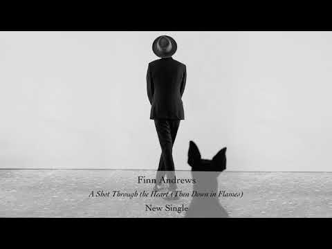 Finn Andrews - A Shot Through The Heart (Then Down in Flames) [Official Audio]
