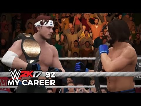 WWE 2K17 My Career Mode Ep 92 | TAG TEAM CHAMPS