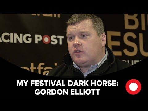 My Festival Dark Horse: Gordon Elliott