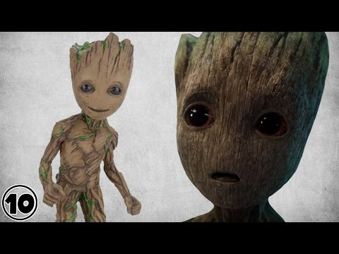 Top 10 Baby Groot Surprising Facts
