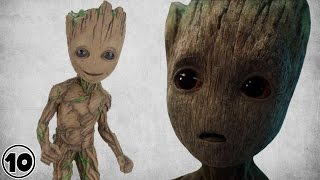 Top 10 Baby Groot Surprising Facts