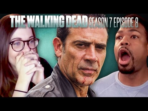 "The Walking Dead: Mid-Season Finale ""Hearts Still Beating"" Fan Reaction Compilation"