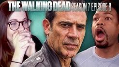 "Fans React To The Walking Dead Season 7 Episode 8: ""Hearts Still Beating"""