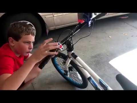 Water Gun On Your Bike Youtube