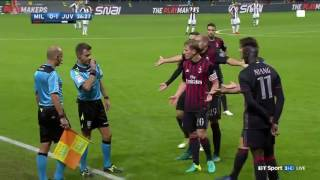Milan vs Juventus 1-0 All Goal and Extended Highlights 22 October 2016