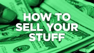 Young Money: How To Sell Your Stuff   CNBC
