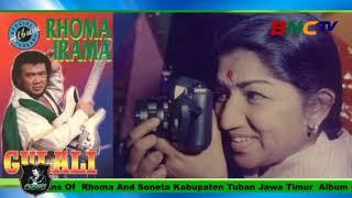 Album GULALI 1995 - Orang Asing Lata Mangeshkar