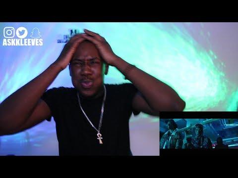 Krept & Konan - Ask Flipz  ft. Stormzy [BEST REACTION VIDEO] | ASK KLEEVES