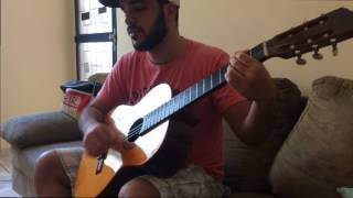 Dragonforce - Land of Shattered Dreams (Acoustic Cover)