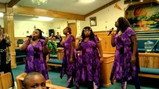 The Royal Barnes Singers of Livingston Texas