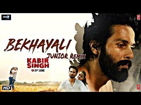 bekhayali-remix---dj-junior-  -kabir-singh-  -shahid-kapoor-  -kiara-advani