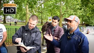 Wheres Yahweh!? Hashim Vs Bob? Speakers Corner | Hyde Park