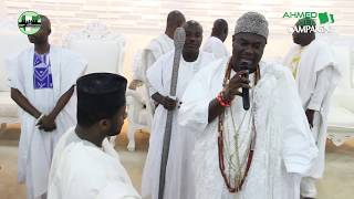VISIT TO THE OONI OF IFE - A RARE KING