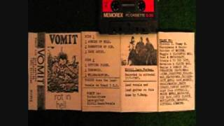 Vomit - Rot in Hell 1987 ( Full Demo Tape)
