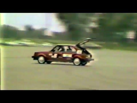 Portage Grand Prix (parking lot)