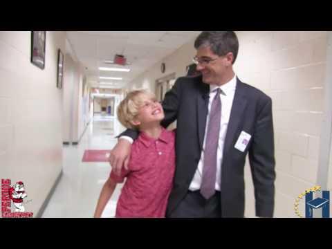 Meet David Perdue Elementary Principal, Dr. Andy Payne!