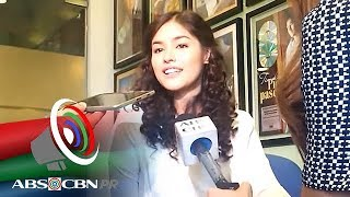 Liza Soberano on Enrique Gil: