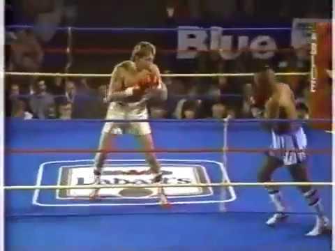 (Part 2) Donny Lalonde vs Benito Fernandez  - Nov 1986