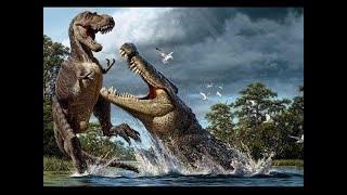 Динозавры. Поле битвы. Затерянные миры. Документальный фильм.