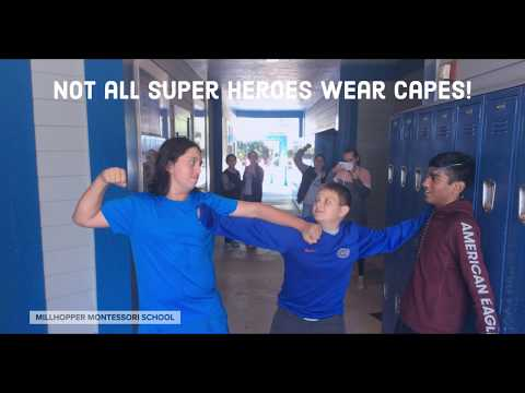 Millhopper Montessori School Bully Bust Wicked PSA 2017