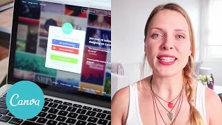 Wie erstellen Sie einen Lebenslauf KOSTENLOS mit Canva | Schritt-für-Schritt-Anleitung