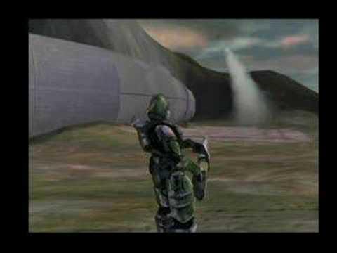 Evolution Of HALO Beta PreXBOX 1999 version & 2000 Demo