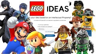 This new LEGO Ideas feature is amazing