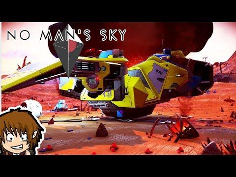 No Man's Sky Next: Neues Raumschiff! [NMS Next Deutsch #21]