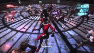 BATMAN™: ARKHAM KNIGHT Clown Princess fight (Harley Quinn)
