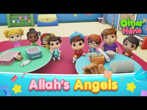 (NEW EPISODE) Allah's Angels | Islamic Series & Songs For Kids | Omar & Hana English