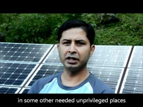 SNU Nepal Solar Volunteer Corps in 2011  [ 3 / 3 ]  ( long version )