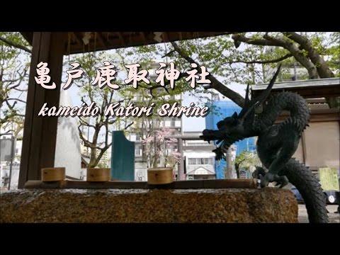 亀戸香取神社  Kameido Katori Shrine