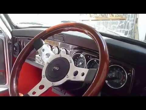 Classic Mini dashboard Part 3