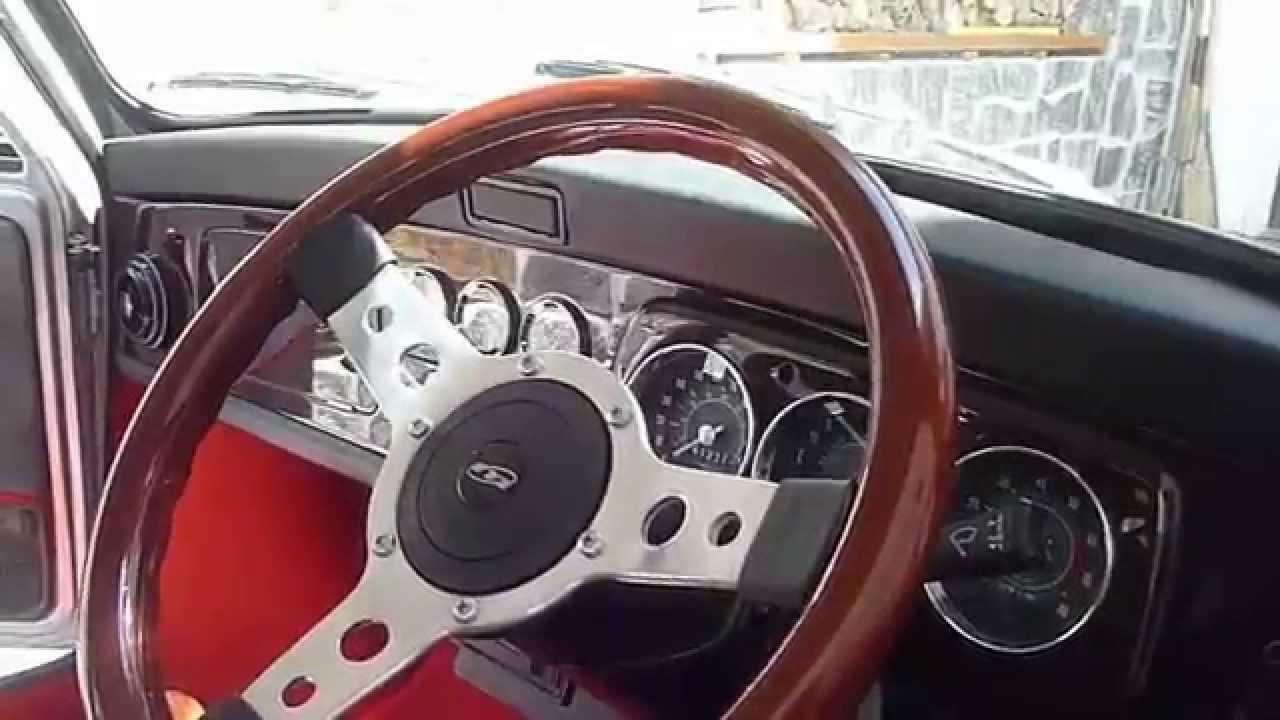 Classic Mini Dashboard Part 3 Youtube