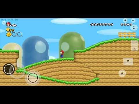New Super Mario Bros Wii | NO LAG!! | Android 9.0 Pie | Custom Dolphin Emulator