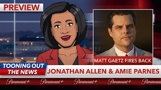 The Ironclad Witch Hunt Against Matt Gaetz