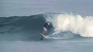 Серфинг-видео-обучение. Часть 3. Серфер на волне.
