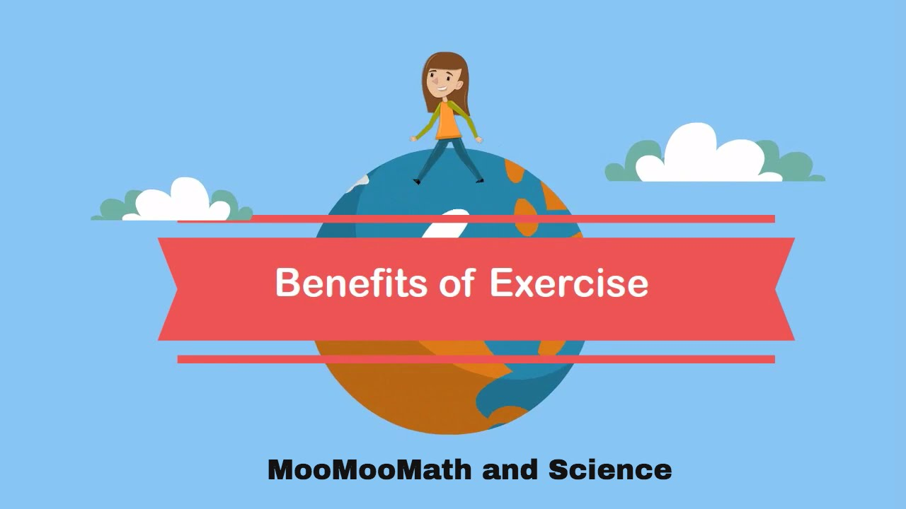 How exercise benefits your body