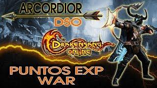 Drakensang Online - Como poner los puntos de experiencia (WAR)