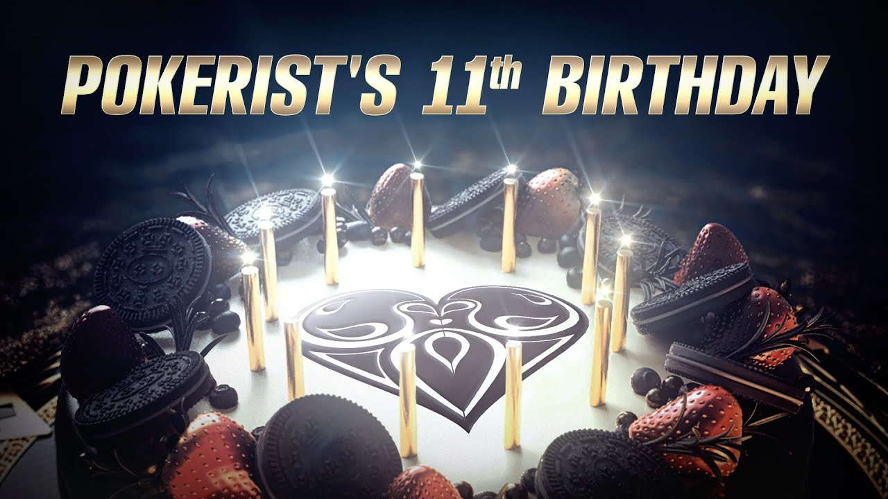Pokerist Birthday Event - Teaser (read description for details)