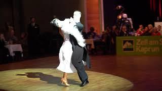 Andrey Kamyshnyi & Karina Shpakovskaya; Austrian Championship 2019: Quickstep