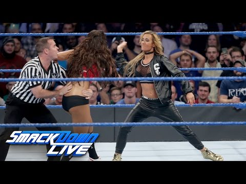 Nikki Bella looks to knock the crown off The Princess of Staten Island: SmackDown LIVE, Nov 29, 2016